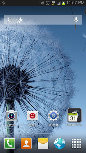 Galaxy S3 Theme v4.2.2 APK