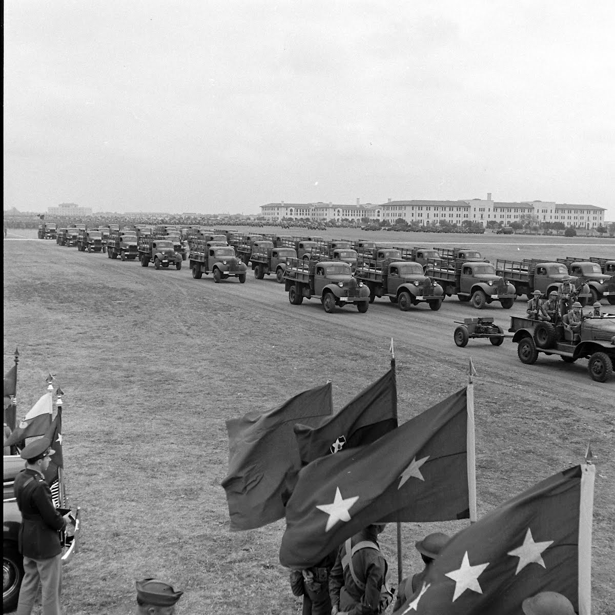 Army Day Parade In Texas
