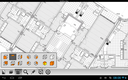Etoolbox Mobile DWG CAD Viewer - screenshot thumbnail