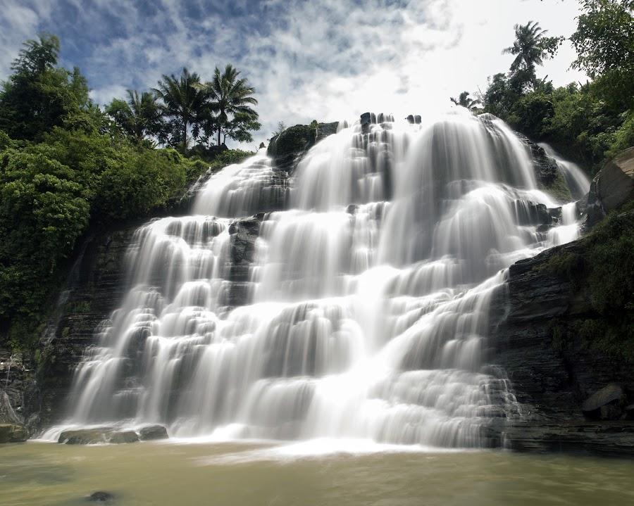 Curug Cigangsa by Abdul Rahman - Landscapes Waterscapes (  )