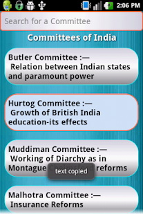 Commissions&CommitteesOfIndia- screenshot thumbnail