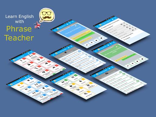 Learn English - Phrase Teacher