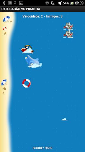 Patubarão vs Piranhas