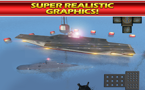 Battle Ships 3D Simulator Game v1.08