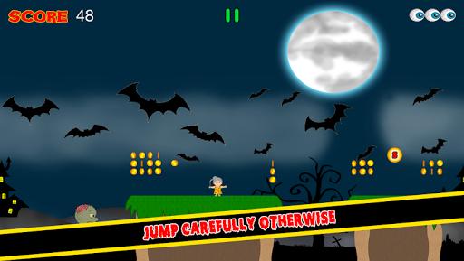 玩免費街機APP|下載殭屍 - 逃離人類! app不用錢|硬是要APP