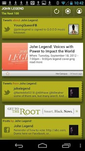 John Legend: The Root 100 - screenshot thumbnail