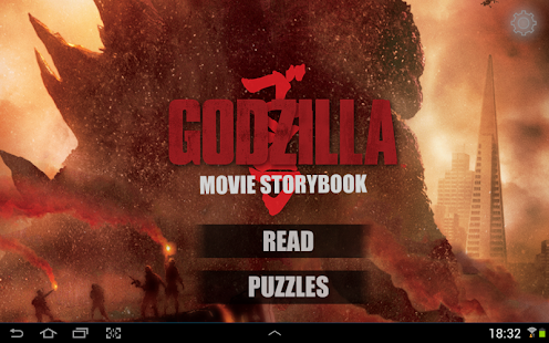 Godzilla™ - Movie Storybook