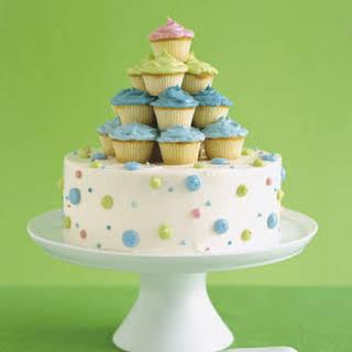 Mini Vanilla Cupcakes Recipes.