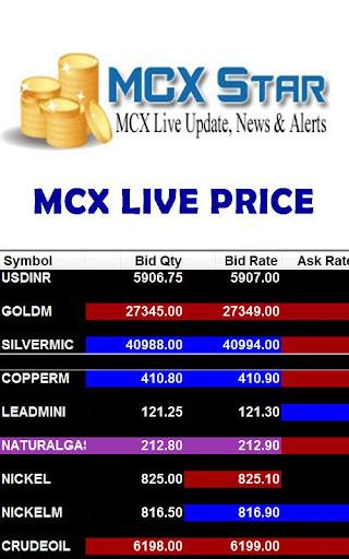 MCX Star