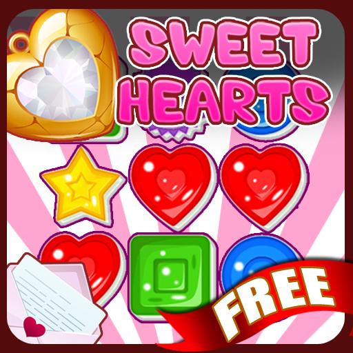 Sweet Hearts Free LOGO-APP點子