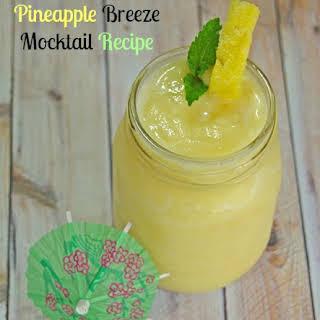 Pineapple Mocktails Recipes.