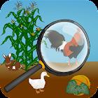 寻找隐藏的谷仓动物 icon