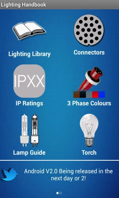 Lighting Handbook- screenshot