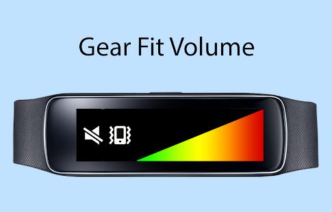 Gear Fit Volume- screenshot thumbnail