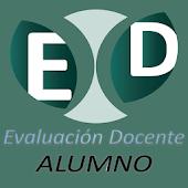 Evaluación Docente Alumnos
