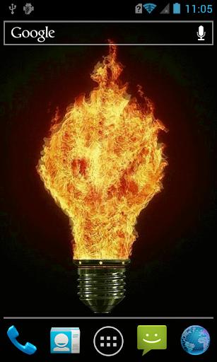 Fiery bulb LWP