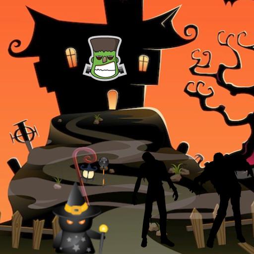魔女打殭屍遊戲