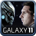 GALAXY 11 SOCCER WARS icon