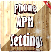 Phone APN Settings FREE