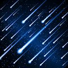 Метеоры Live Wallpaper icon