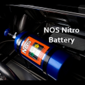 NOS Nitro Battery Widget icon