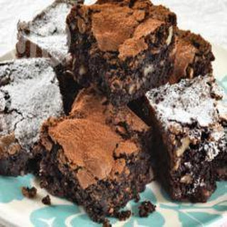 Irresistible Brownies.