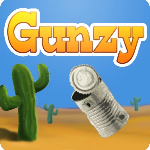 Gunzy LOGO-APP點子