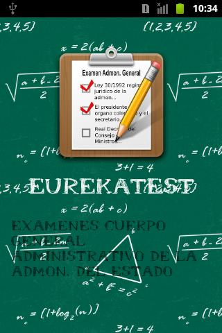 Eurekatest- screenshot