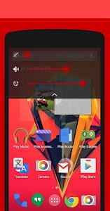 Objects #Red PA/CM11 Theme v1.3.0