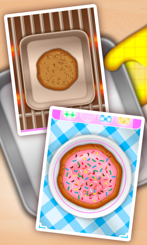 Cookie Maker Deluxe- screenshot