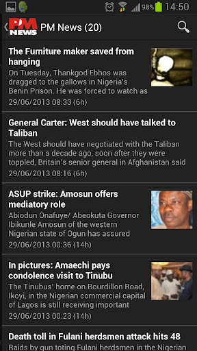 【免費新聞App】Nigeria News-APP點子
