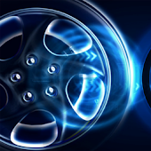 Wheels Live Wallpaper