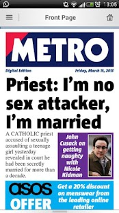 Metro Digital Edition - screenshot thumbnail