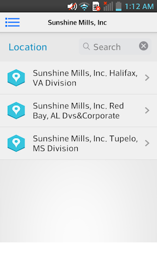 Sunshine Mills Safety App