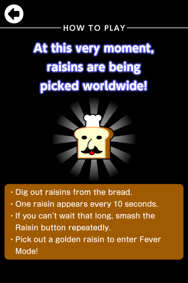 Super Raisin Picker- screenshot