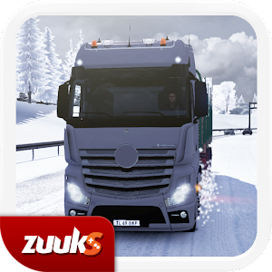 Winter Road Trucker 3D for PC and MAC
