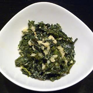 Creamed Spinach (Original Version)