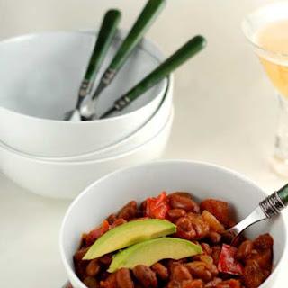 Gluten Free Bean & Veggie Chili