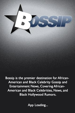Bossip - screenshot