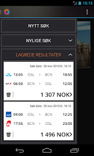momondo Billige Fly og Hotell - screenshot thumbnail