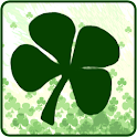 St Patrick's Day Shamrocks LWP logo