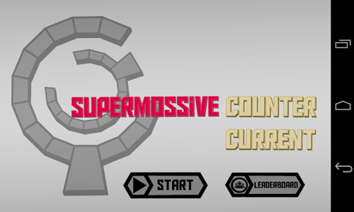 Supermassive Counter Current