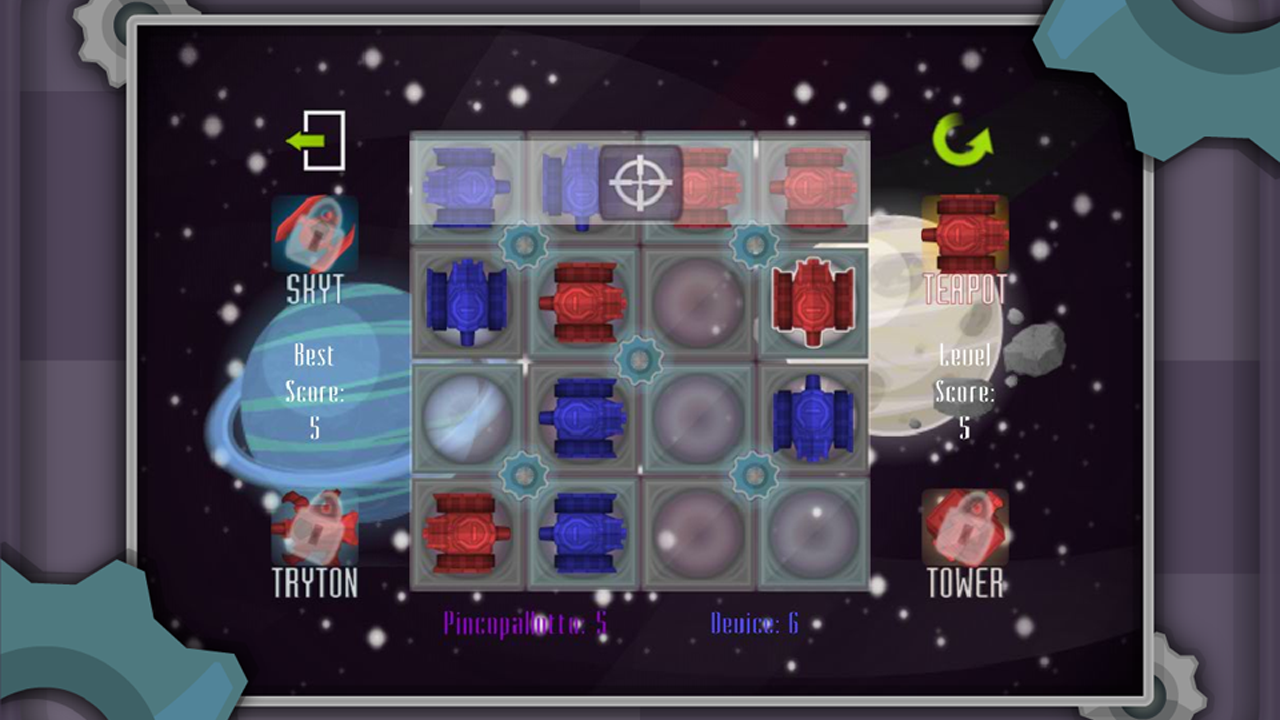 Tic Tank Toe Multiplayer- screenshot