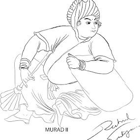 Artwork_1 by Rahul Savaliya - Illustration Cartoons & Characters ( b/w, savaliya, cartoon, rajkot, rahul, art, india, classic, black, design, drawing )