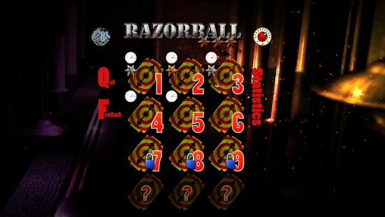 RazorBall HD screenshot
