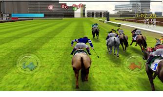 Screenshot of iHorse Racing