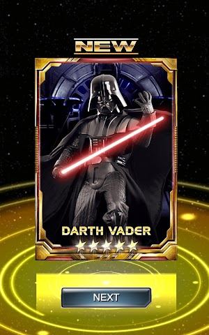 android Star Wars Force Collection Screenshot 0