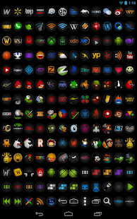 CAUTELA - Ir Apex Nova Theme - pantalla de miniaturas