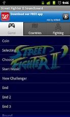 Download Street Fighter II Soundboard Google Play softwares