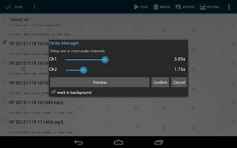 Voice PRO - HQ Audio Editor v3.3.16